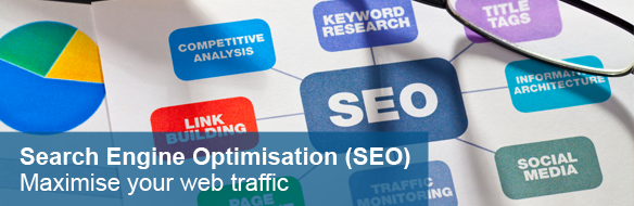 SEO by The Internet Specialist